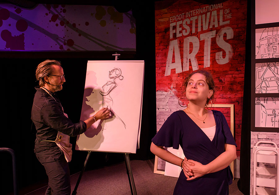mmerse Yourself in the Arts at the Epcot International Festival of the Arts