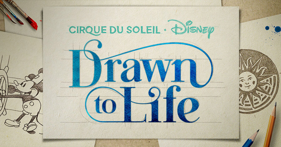 Prepare to Be Astounded at the New Cirque du Soleil Show 'Drawn to Life'