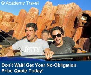 Academy Travel is a Dismond EarMarked Disney Travel Agency - Get a No-Obligation Price Quote