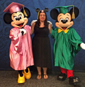 Alina Poulos - Travel Consultant Specializing in Disney Destinations