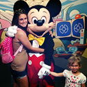 Amber Rebstock - Travel Consultant Specializing in Disney Destinations