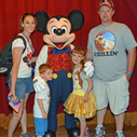 April Boris - Travel Consultant Specializing in Disney Destinations