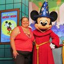 Ashley Fisher - Travel Consultant Specializing in Disney Destinations