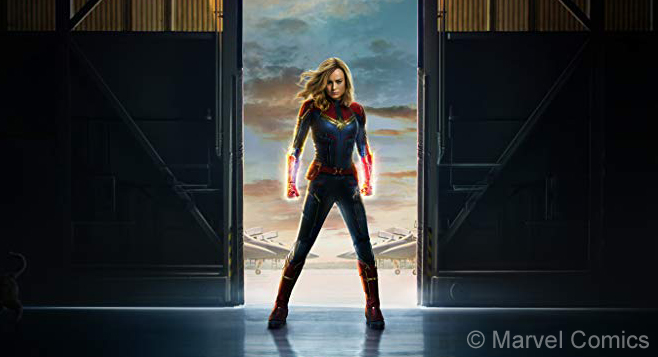 Captain Marvel Joins Epic Line-Up of Super Heroes Aboard Disney Cruise Line
