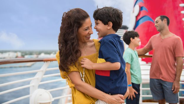 How to Convince Your Parents to Take You on a Disney Cruise