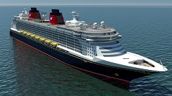 Creativity and Innovation Take the Helm Aboard the Disney Dream