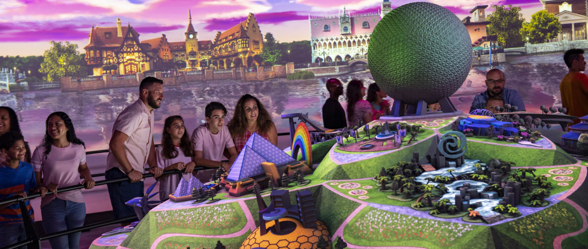 Walt Disney Imagineering Presents the Epcot Experience: Peek into a Bright Future for the Beloved Walt Disney World Resort Theme Park