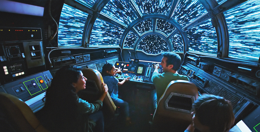 FastPass+ Coming to Millennium Falcon: Smugglers Run at Walt Disney World Resort