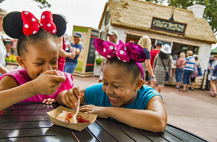 Walt Disney World Resort ­Record 90 days of Epcot International Flower & Garden Festival Fun to Showcase New Outdoor Kitchens, Gardens and Topiaries
