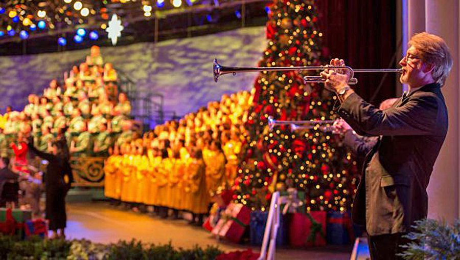 Epcot International Festival of the Holidays Now Open — Celebrating the Season through Dec. 30 at Walt Disney World Resort
