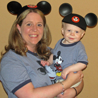 Melissa Gardner - Authorized Disney Vacation Planner