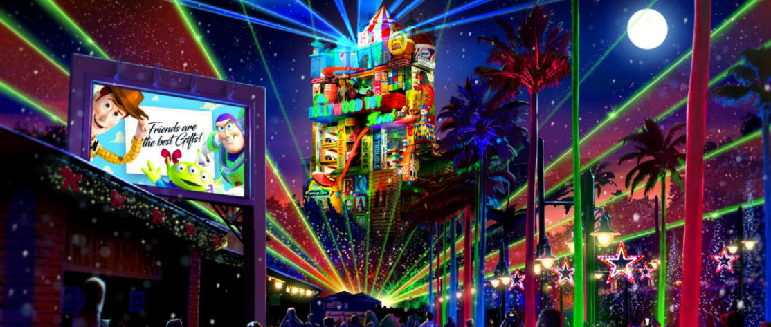 18 New Experiences Await Guests Celebrating the Holidays in 2018 at Walt Disney World Resort