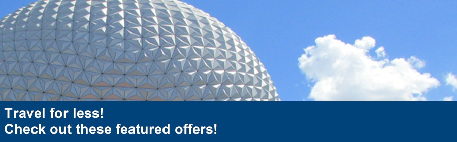 Academy Travel is a Platunum Earmarked Travel Agency.  Check out these Disney vacation offers