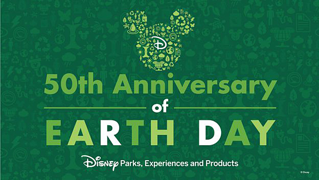 The Magic of Nature: Celebrating Earth Day with Disney Parks