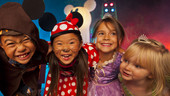Walt Disney World Resort - Mickey's Not-So-Scary Halloween Party.  Trick-or-Treat Fun for Everyone