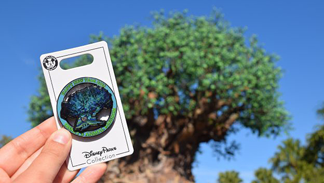 Pintroducing a New Way to Ring in 2020 at Disney's Animal Kingdom